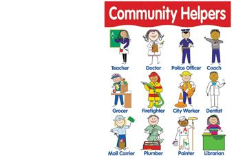 Introduction to community helpers